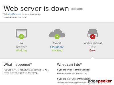Pensjonat Flora Krynica Zdrój - flora-krynica.pl