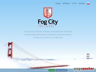 Aplikacje web - fogcity.com.pl