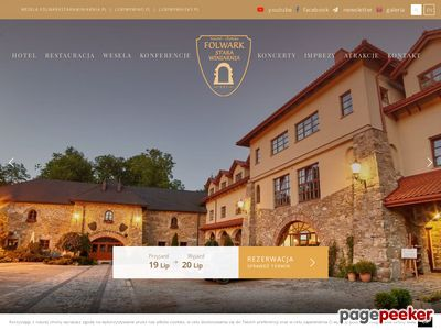 Hotel Folwark Stara Winiarnia