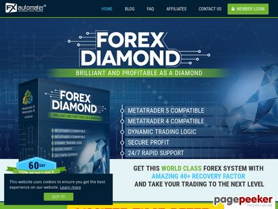 FOREX DIAMOND EA - THE OFFICIAL SITE 1