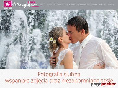 Fotografia ślubna zdjęcia ślubne Bydgoszcz