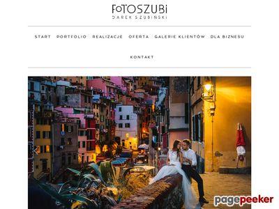 Fotograf ślubny Warszawa Darek Szubiński