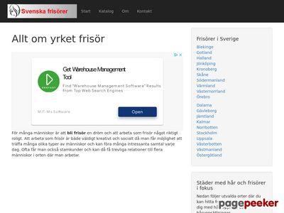 Svenska fris�rer - http://www.frisorer.eu