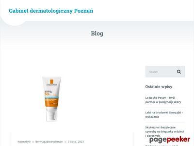 KAROLINA OLEK-HRAB gabinet dermatologiczny poznań