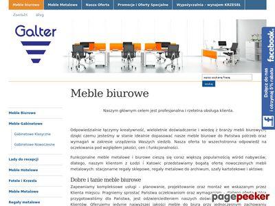 Krzesła biurowe Łódź
