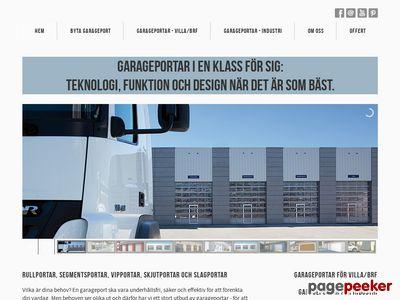 Garageportar - J�mf�r priser! - http://www.garageportar.org