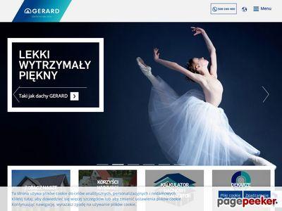 Dachy Gerard – ochrona dla Twojego domu