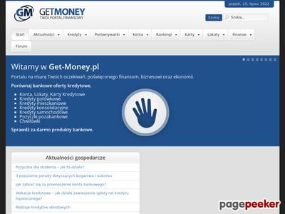 Kredyty gotówkowe przez internet