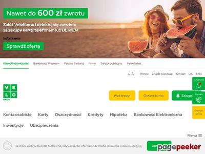 Kredyty hipoteczne w Getin Banku