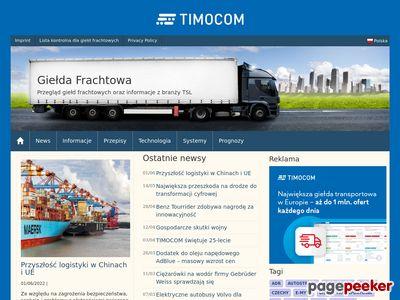 Blog Giełda Frachtowa