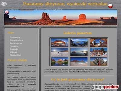 Wycieczki wirtualne i zdjęcia panoramiczne