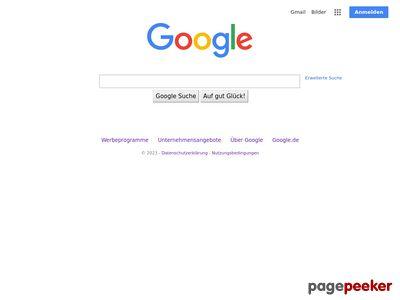 Google - http://www.google.com