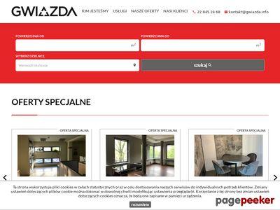 Biuro wynajem Warszawa