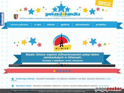 GWIAZDOLANDIA żłobek Gliwice
