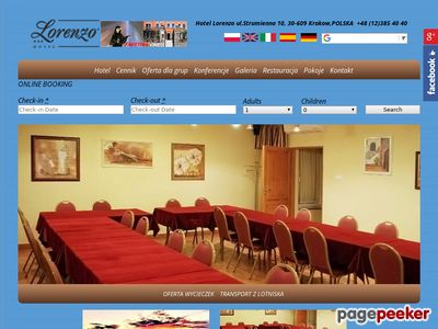 HOTEL LORENZO & CO KRAKÓW