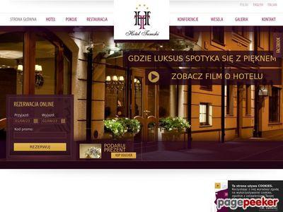 Hotel Tumski **** w Płocku