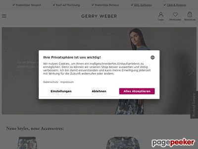 Gerry Weber Shop