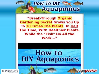 How To DIY Aquaponics - The How To DIY Guide on Building Your Very Own Aquaponic System 1