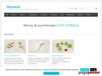Psycholog Poznań