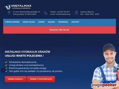 Instal-Max hydraulik Kraków