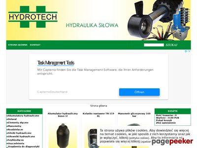 Hydrotech hydraulika siłowa napędy i sterowanie