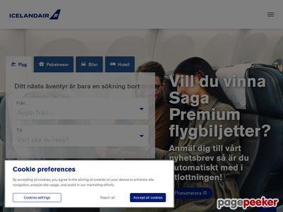 Icelandair - Flyg till Island/ Budgetpriser - http://www.icelandair.se