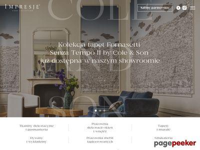 Dekoracja okien Warszawa