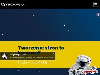 Tworzenie i projektowanie stron www