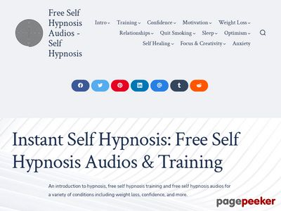 Instant Self-Hypnosis - Instant Self Hypnosis 1