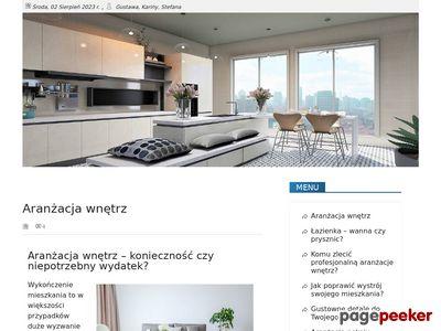 Interior-Design Katowice - meble na wymiar- kuchenne, szafy przesuwne, łazienkowe, biurowe