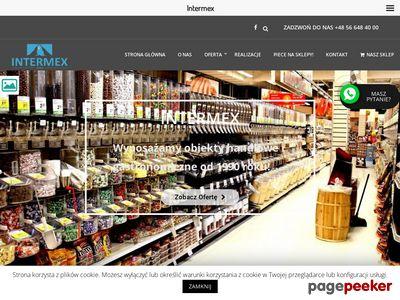Urządzenia gastronomiczne - Intermex