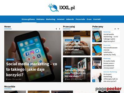 IXXL Studio Reklamy Kielce ul. Prosta 48a - Kompleksowa reklama dla firm.