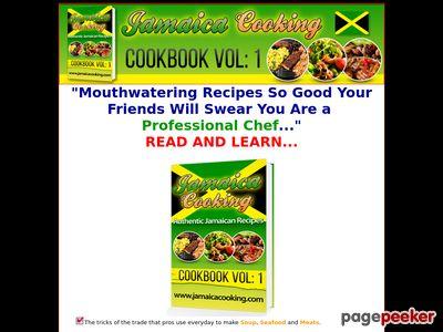 Jamaica Recipes Cookbook Vol-1 www