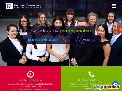 Adwokat Szczecin, Radca Prawny Szczecin