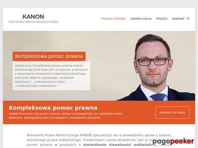 Unieważnienie małżeństwa Warszawa