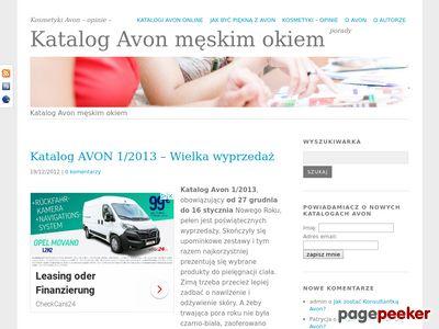 Katalog Avon aktualny