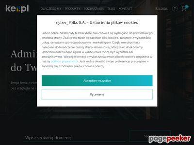 Serwery dla firm Kei.pl