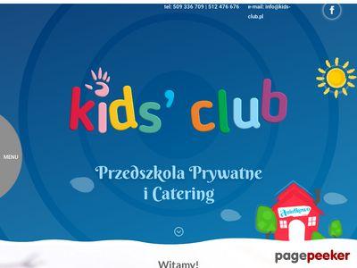 KIDS-CLUB prywatne przedszkole językowe łódź