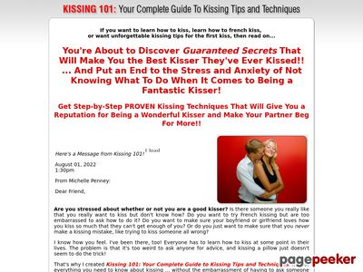 How to Kiss - Kissing Tips | Learn How to French Kiss 1