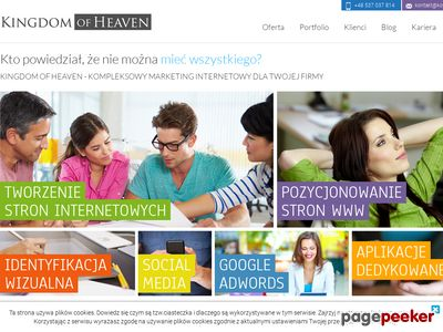 Tworzenie sklepów internetowych Kraków