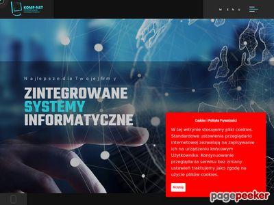 Systemy zarządzania firmą – propozycja Komp-Net.