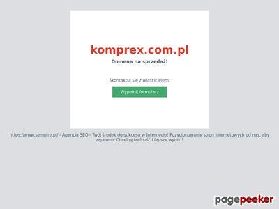 Komprex.com.pl - osuszacze powietrza