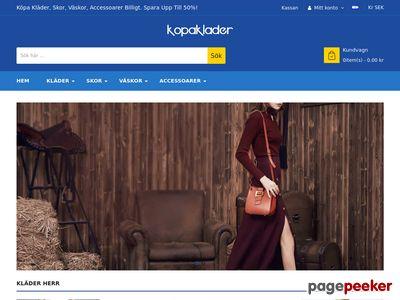K�pa kl�der p� n�tet - kopaklader.com - http://www.kopaklader.com