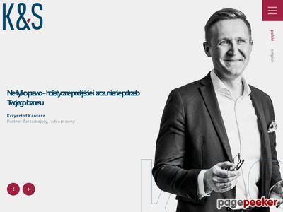 K&S Kancelaria Radców Prawnych Kardasz Staszak Sp.p.