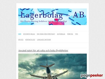 Lagerbolag,  f�rdiga-bolag,  k�pa-lagerbolag  - http://www.lagerbolag-ab.se