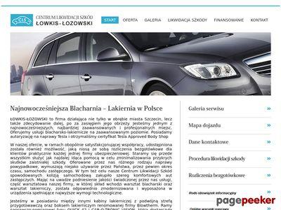 Blacharnia Szczecin