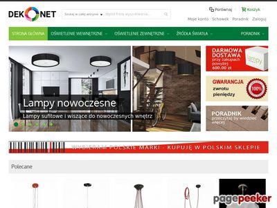 Lampy-esklep.pl - Sklep z lampami online