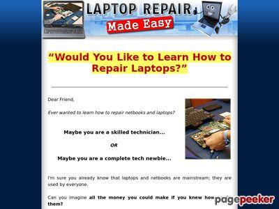 Laptop Repair Made Easy Laptop Repair Made Easy www