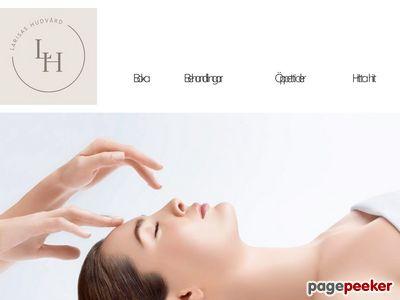 Larisas Hudv�rd - Ansiktsbehandling hos Hudterapeut - Guinot & Dermalogica Stockholm - http://www.larisashudvard.se