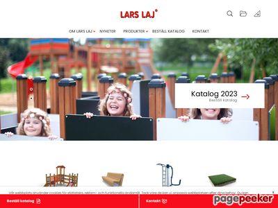 Lars Laj® - Lekplatser för barn - Lekplatsutrustning - http://www.lekplatser-lekredskap.se